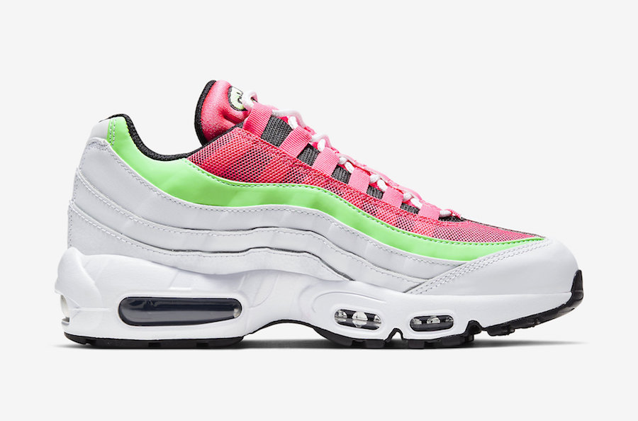 Nike Air Max 95 Watermelon CJ0624-101 Release Date Info