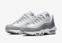 Nike Air Max 95 White Grey CT1268-001 Release Date Info