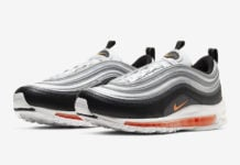 Nike Air Max 97 Black Orange CW5419-101 Release Date Info