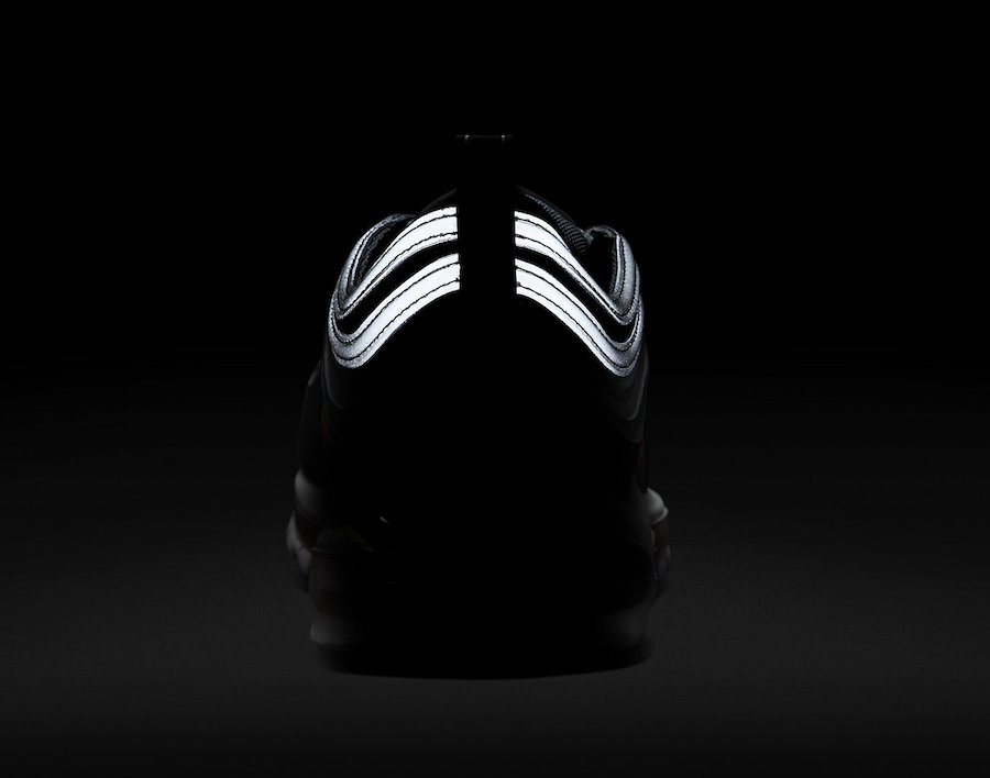 Nike Air Max 97 Black Orange CW5419-101 Release Date Info