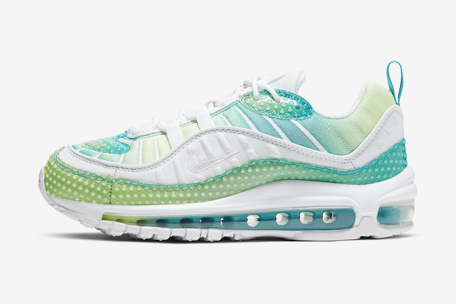 Nike Air Max 98 Bubble Pack CI7379-300 Release Date Info
