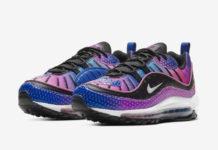 Nike Air Max 98 PRM Teal Nebula BV0989 102 Release Date SBD