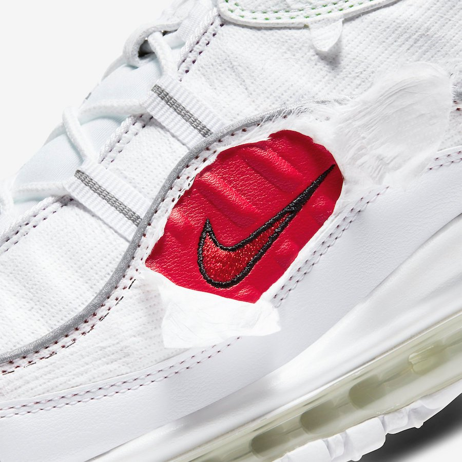 Nike Air Max 98 Tear-Away CJ0634-101 Release Date Info