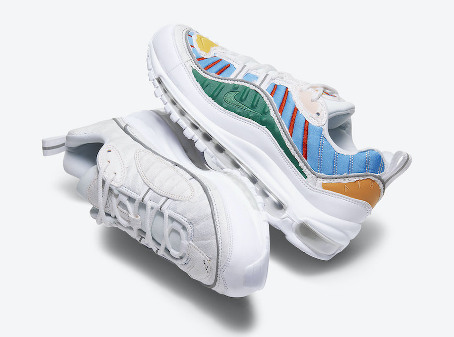 Nike Air Max 98 Tear-Away Release Info