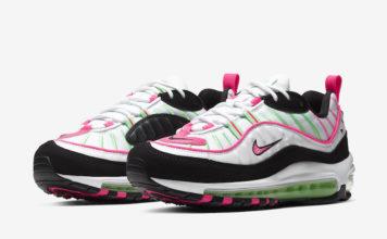 Nike Air Max 98 Watermelon CI3709-101 Release Date Info