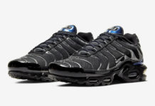 Nike Air Max Plus Black Metallic Silver CW2646-001 Release Date Info