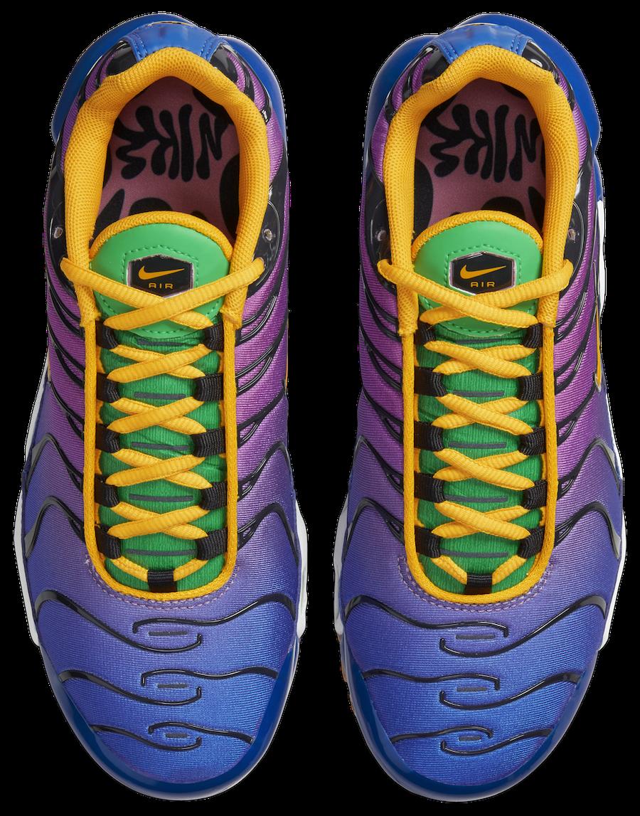 Nike Air Max Plus Gumball