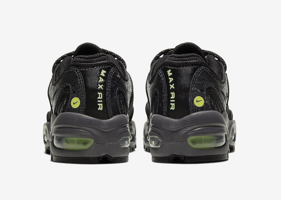 Nike Air Max Tailwind 4 Gunsmoke CD6763-001 Release Date Info