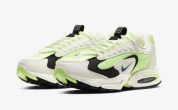 Nike Air Max Triax 96 Volt Sail Blue CT1104-700 Release Date Info
