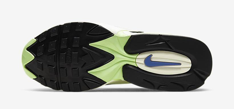 Nike Air Max Triax 96 Volt Sail Blue CT1104-700 Release Date Info