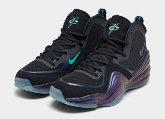 Nike Air Penny 5 Invisibility Cloak 2020 537331-002 Release Date Info