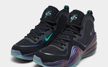 Nike Air Penny 5 Invisibility Cloak 2020 537331-002 Release Date Info