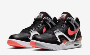 Nike Air Tech Challenge 2 Black Lava CQ0936-001 Release Date