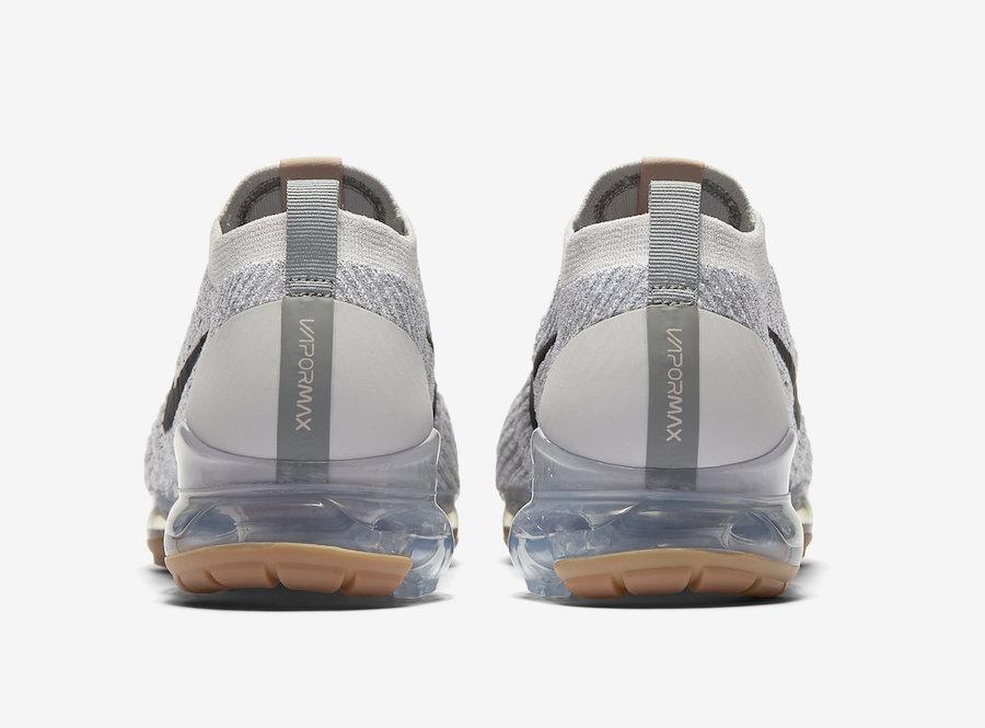 Nike Air VaporMax 3.0 Grey Gum CT1270-003 Release Date Info