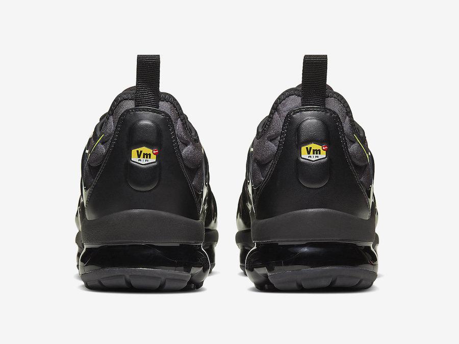 Nike Air VaporMax Plus Neon CW7478-001 Release Date Info
