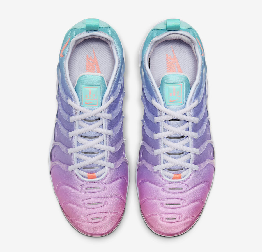 pink and purple vapormax