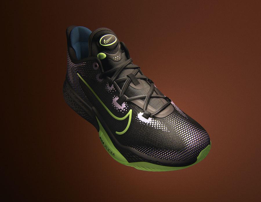 Nike Air Zoom BB NXT Dangerous Release Date Info