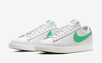 Nike Blazer Low Green Spark CI6377-105 Release Date Info