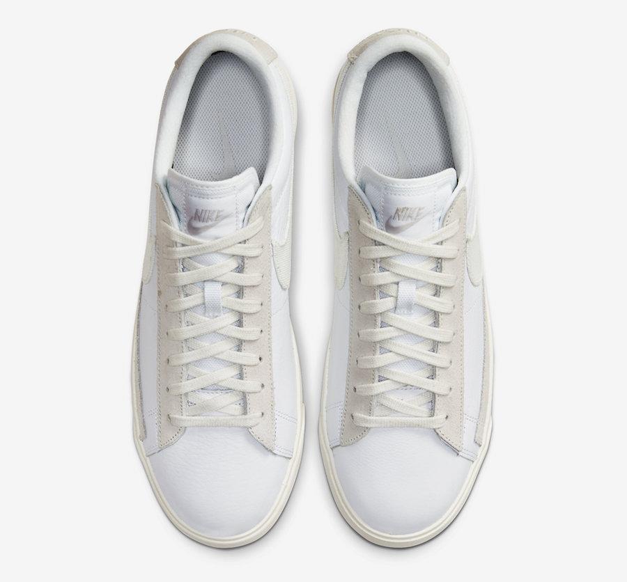 Nike Blazer Low Releasing in 'Platinum Tint' | Getswooshed