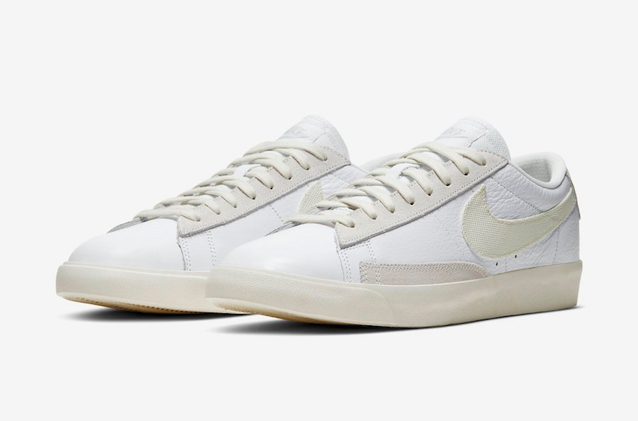 Nike Blazer Low Releasing in 'Platinum Tint'