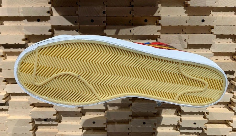 Nike Blazer Mid Coming to America CW3044-600 Release Date Info