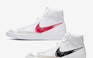 Nike Blazer Mid Sketch Pack Release Date Info