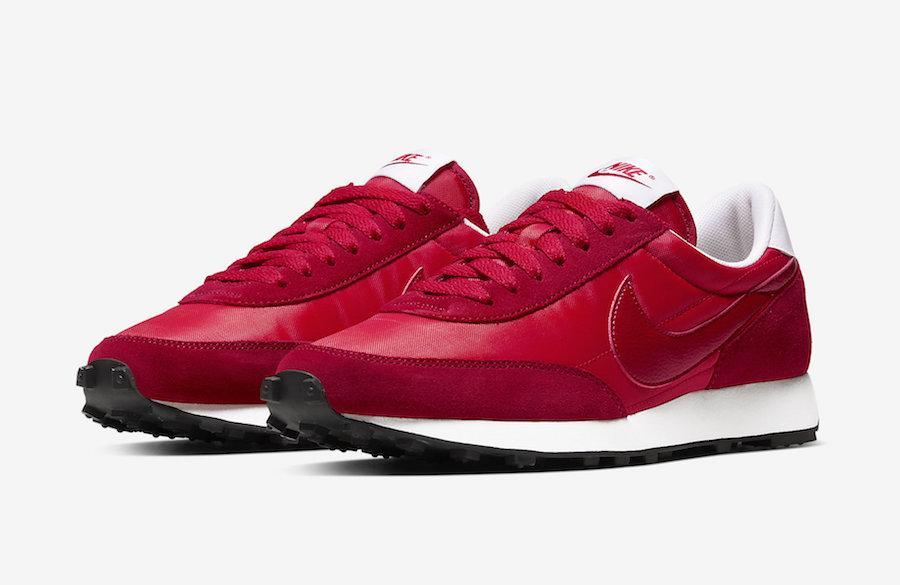 Nike Daybreak Red White Black CV2179-661 Release Date Info