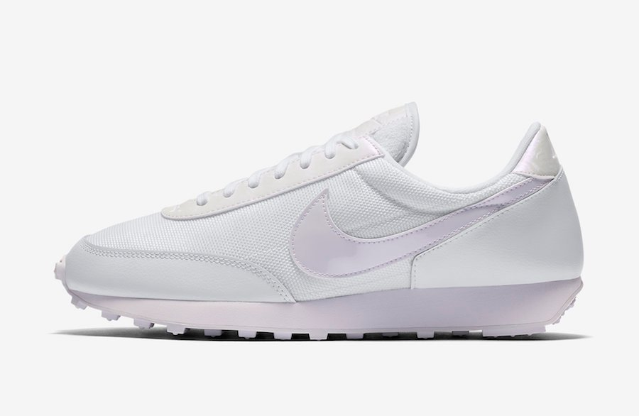 Nike Daybreak White Barely Grape CU3452-100 Release Date Info