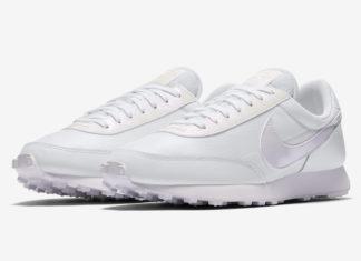 Nike Daybreak White Barely Grape CU3452-100 Release Date Info