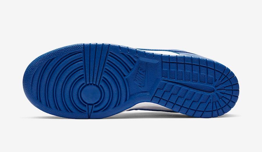 Nike Dunk Low Kentucky CU1726-100 Release Date