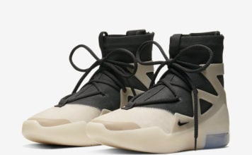 Nike Fear of God 1 The Question String AR4237-902 Release Date