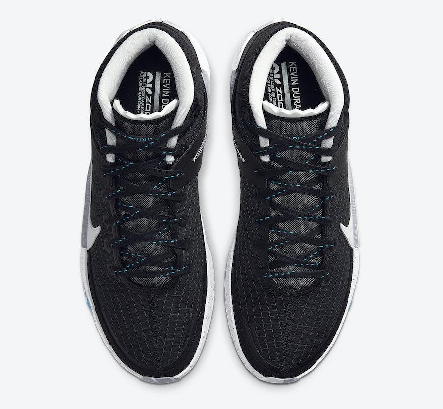 Nike KD 13 Black White CI9948-001 Release Date