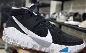 Nike KD 13 Black White Grey Release Date Info
