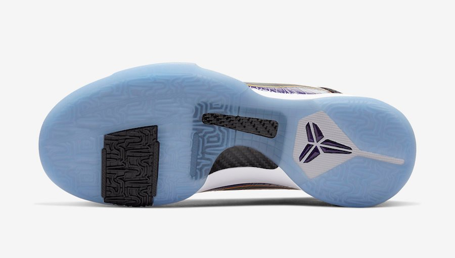 Nike Kobe 5 Protro Lakers CD4991-500 Release Date