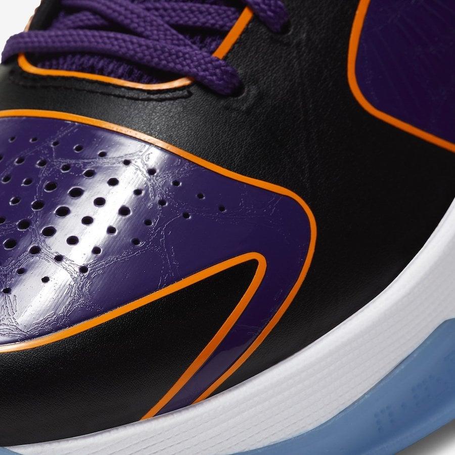 Nike Kobe 5 Protro Lakers CD4991-500 Release Details