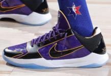 Nike Kobe 5 Protro Lakers CD4991-500 Release Date Info