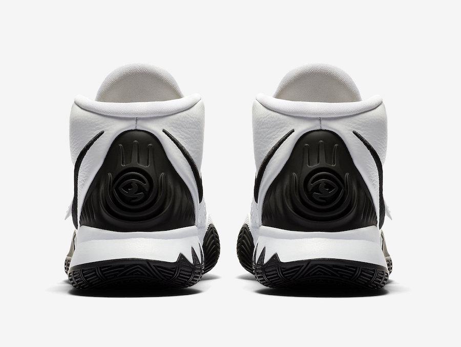 Nike Kyrie 6 Oreo BQ4630-100 Release Date Info