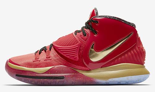 Nike Kyrie 6 Trophies Release Date
