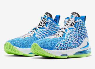 Nike LeBron 17 GS Photo Blue BQ5594-434 Release Date Info