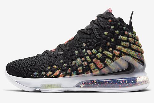 Nike LeBron 17 James Gang Release Date