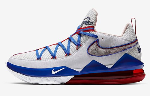 Nike LeBron 17 Low Tune Squad Release Date