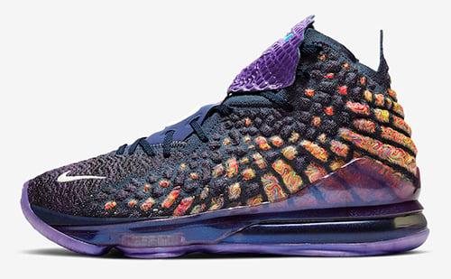Nike LeBron 17 Monstars Space Jam Release Date