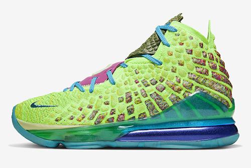 Nike LeBron 17 Mr. Swackhammer Release Date