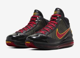 Nike LeBron 7 Fairfax 2020 CU5646-001