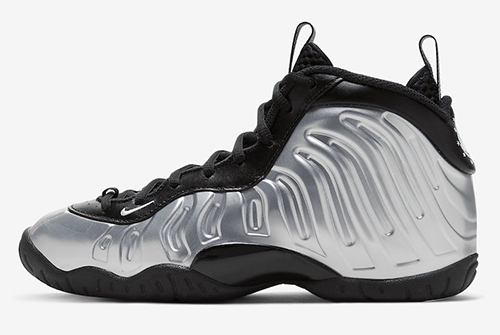 Nike Little Posite One Chrome Release Date