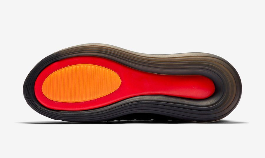 Nike MX 720-818 Black Magma Orange CV1646-001 Release Date Info