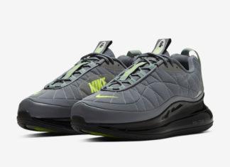 Nike MX 720-818 Neon CW7475-001 Release Date Info