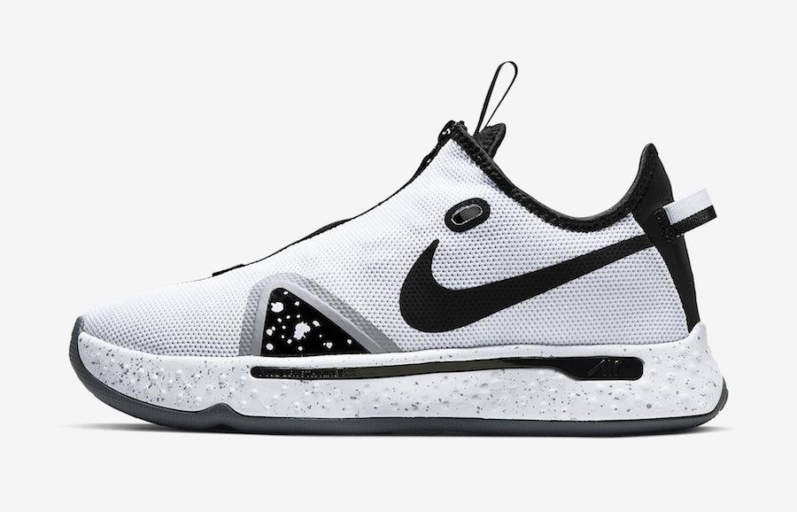 Nike PG 4 Oreo CD5079-100 Release Date Info