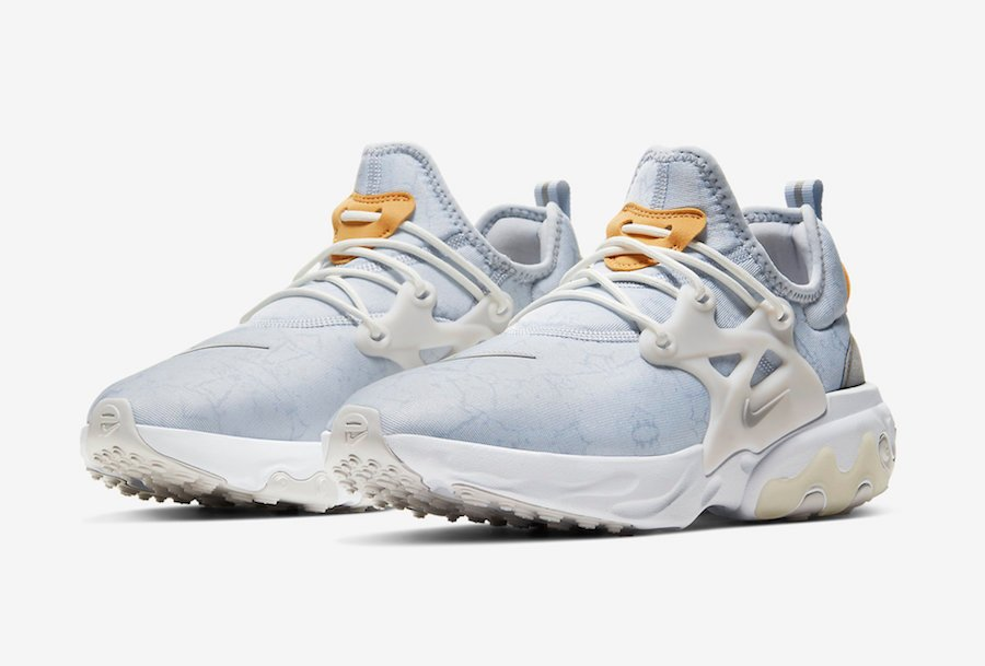Nike React Presto Sky Grey CN7664-001 Release Date Info