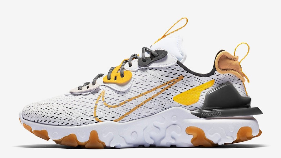 Nike React Vision Honeycomb CD4373-100 Release Date